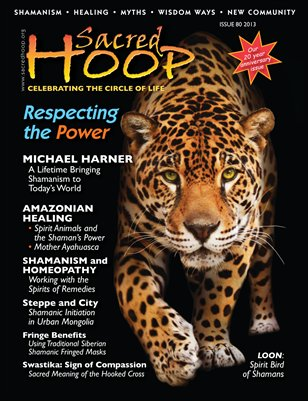 Sacred Hoop Issue 80 cover June 2013