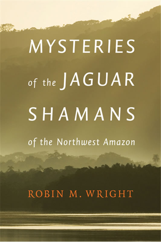 Mysteries of Jaguar Shamans